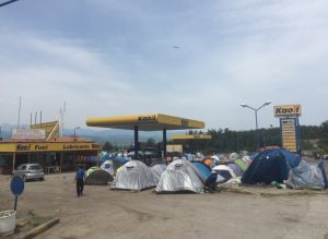 Day 1: Update from the Refugee Camp